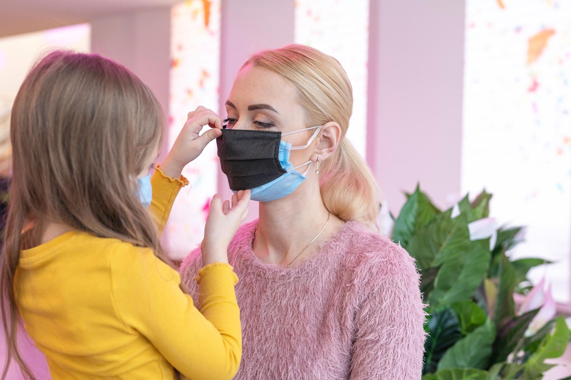 Μάσκα ή μάσκες: ιδού η απορία