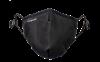 Street Mask Υφασμάτινη μάσκα προστασίας πιστοποιημένη για νέο Κορωνοϊό (φωτό [black color])