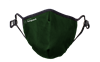 Street Mask Υφασμάτινη μάσκα προστασίας πιστοποιημένη για νέο Κορωνοϊό (φωτό [gree color])